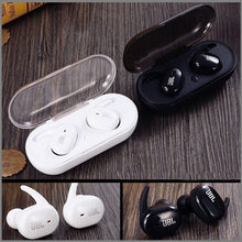 Load image into Gallery viewer, New 1:1 Refurbished Wireless Bluetooth Headsets Binaural In-Ear Style Long Standby Game Stereo For IOS/Android Earphone