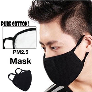 10/20PCS Reusable Anti-dust Cotton Mouth Face Masks Mouth Cover for Man and Woman