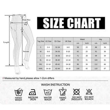 Load image into Gallery viewer, Women Hole Tight Long Leggings Simple High Waist Slim Pants Elastic Soft Sexy Leggings