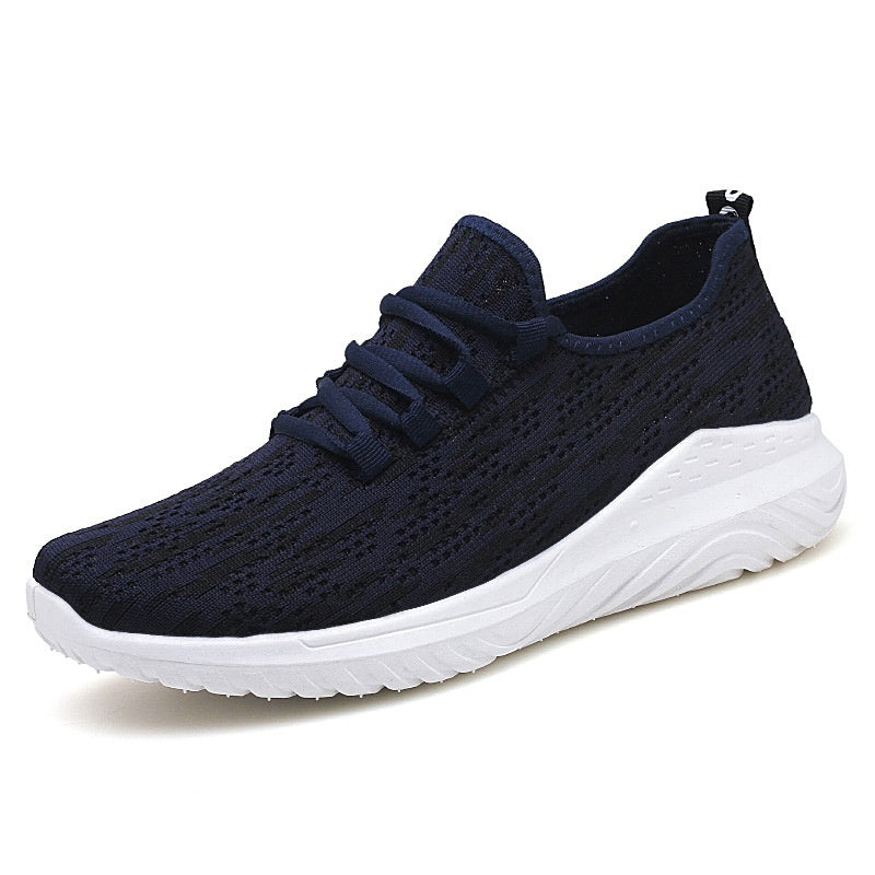 EU38-45 Men's Outdoor Sport Shoes Lightweight Sneakers Running Shoes Athletic Sneakers Men Casual Sneaker Shoes Plus Size