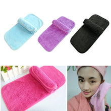 Load image into Gallery viewer, 40cm*17cm Makeup Remover Eraser Towel Reusable Magic Makeup Remover Wipes Facial Cleansing Towels Cloth No Need Cleansing Oil