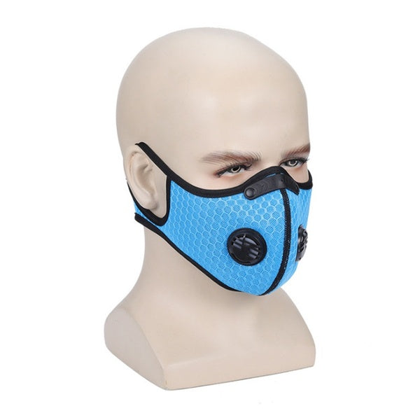 Active Carbon Anti Influenza Mask PM2.5 Anti Poison N95 Mask N99 Dust Mask 202030