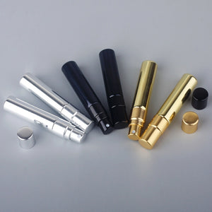 Buy Two Get One Free   5ML Perfume Spray Bottle Portable Travel Perfume Spray Empty Bottle Cosmetic Bottle