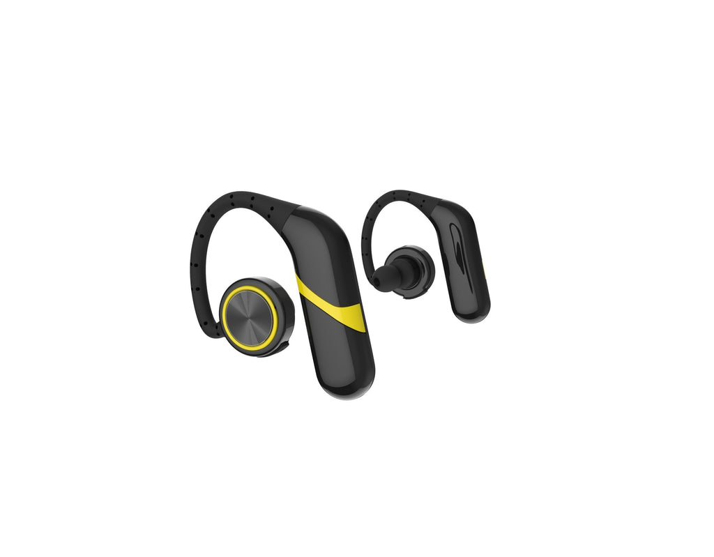 S800 IPX67 Waterproof Wireless Bluetooth 4.2 Headphone Long Battery Life Stereo Handfree Sport Earbuds Noise Suppression +Comfortable wear experience with Built-in Mic