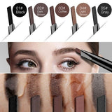 Automatic Rotating Waterproof, Perspiration, Durable and Durable Double Head Automatic Rotating Waterproof Eyebrow Pencil