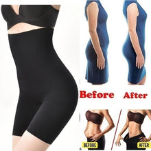 将图片加载到图库查看器,New Fashion Women Slimming Body Shaper  Butt Lift Tummy Control Shapewear  Fat Burning High Waist Abdomen Control Shaping Pants