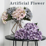 3pcs Silk Artificial Flower Bouquet Wedding Party Decoration DIY Handmade Wreath Gift for Wedding Home Artificial Plant