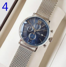 Load image into Gallery viewer, 1WC Mens Automatic Watch Designer Watches  for Men Sports Leather Classic Watches