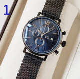 1WC Mens Automatic Watch Designer Watches  for Men Sports Leather Classic Watches