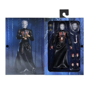 Horror Movie Hellraiser He'll Tear Your Soul Apart Ultimate Pinhead Action Figure