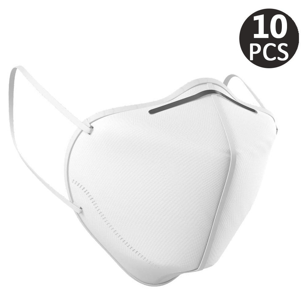 10PCS 5pcs 1pcs  N95/FFP2 Antivirus Mask Particulate Respirator Mask Disposable Air Filter Masks against Dust, Pollution, Particle, Pollen, Safety Face Mask, NIOSH Certified