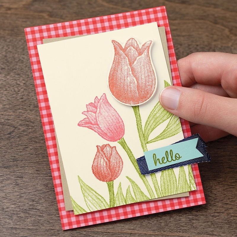 3D DIY New Layer Metal Cutting Dies and Scrapbooking For Paper Making Tulips Flower Embossing Frame Card Stamps