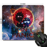 Classic rick and morty Anime Office Mice Gamer Soft Large Locking Edge Mouse Pad Gaming Mousepads 4Size 70*30*0.2cm/60*30*0.2cm/28*20*0.3cm/22*18*0.2cm