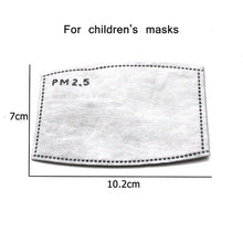 Load image into Gallery viewer, 1 Pcs Kids Masks Anti Dust Face Mouth Mask Reusable Breathable Cotton Mask Cute Cartoon Protective Children Kid Face Mask