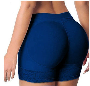 2020 NEW Women's Fashion Sexy Butt Lifter Hip Enhancer Shaper Padded Panties 5 Colors Summer Casual Cotton Underpant Shorts Yoga Sport Pants Plus Size S-5XL