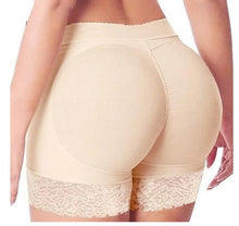 Load image into Gallery viewer, 2020 NEW Women's Fashion Sexy Butt Lifter Hip Enhancer Shaper Padded Panties 5 Colors Summer Casual Cotton Underpant Shorts Yoga Sport Pants Plus Size S-5XL