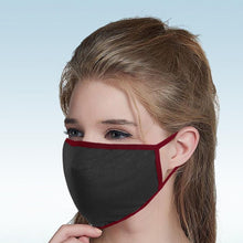 Load image into Gallery viewer, Women Men Adult Children Fashion Solid Cotton Cloth Dustproof Mask
