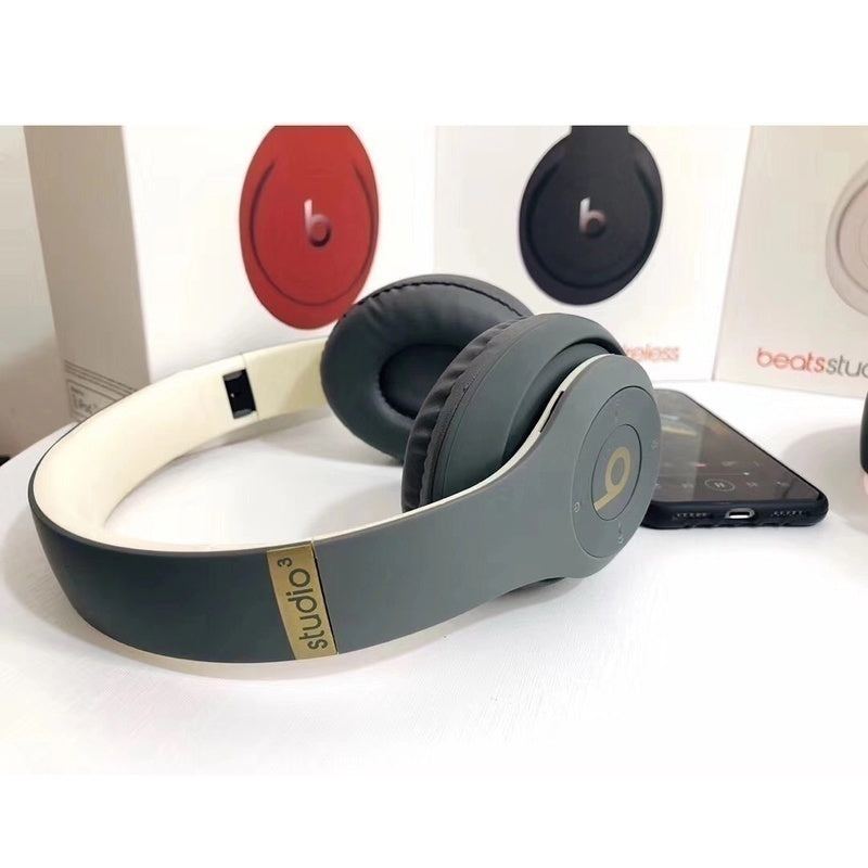 Macquarie High Quality Refurbished Studo3 Wireless  Fahion Over Ear Headphones