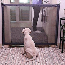 Load image into Gallery viewer, Pet Saftey Gate - Magic Gate Pet safety Enclosure Portable Folding Pet Isolation Net Safety Guard For Pets Dog Cat 2 Size