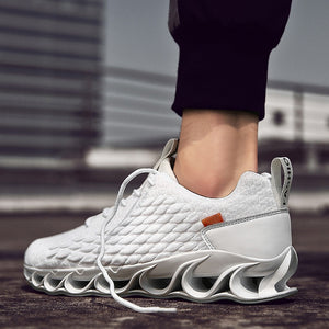 Men's Fashion Breathable Sport Running Shoes Casual Walking Shoes Athletic Tennis Sneakers Plus Size Trainers Sneakers