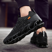 Load image into Gallery viewer, Men's Fashion Breathable Sport Running Shoes Casual Walking Shoes Athletic Tennis Sneakers Plus Size Trainers Sneakers