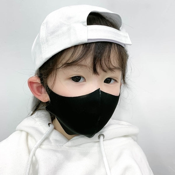 5 Colors Kids Outdoor Anti Dust Haze Sponge Mouth Face Mask Comfortable Washable Dustproof Reusable Face Mask for Adult Kid