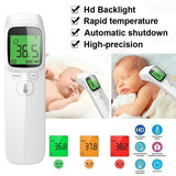 LCD Non Contact Digital Infrared Thermometer Body Trontal Temperature Gun  /
