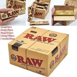 New Gift 64/768/1536pcs Rolling Paper Translucent High Quality Classic Native RAW Paper