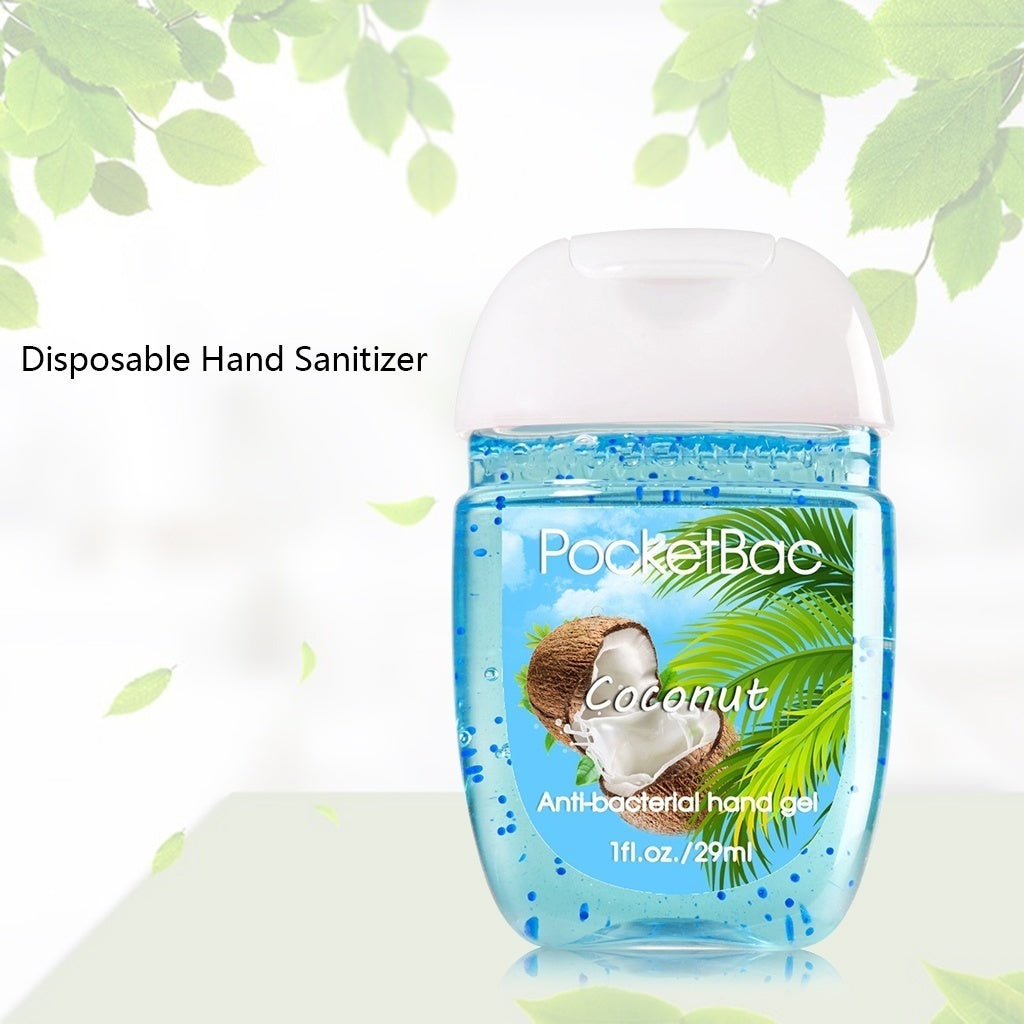 Outdoor Cleansing Fluid Travel Portable Mini Hand Sanitizer Disposable DCV