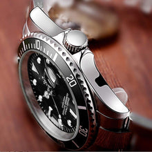Load image into Gallery viewer, Men's Watch Stainless Steel Business Watch Stylish Luxury Quartz Watch