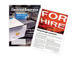 LEI Featured in Electrical Apparatus Magazine -