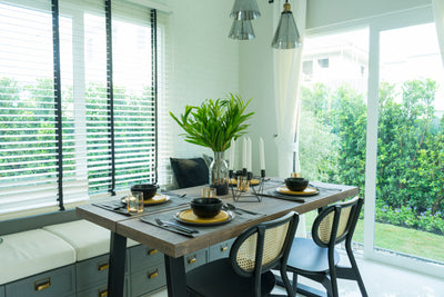 Furniture 101 - How to Mix and Match Dining Room Furniture