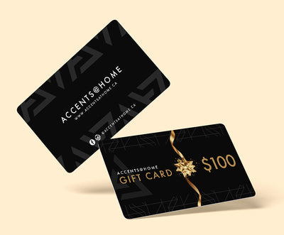 Accents@Home Gift Card
