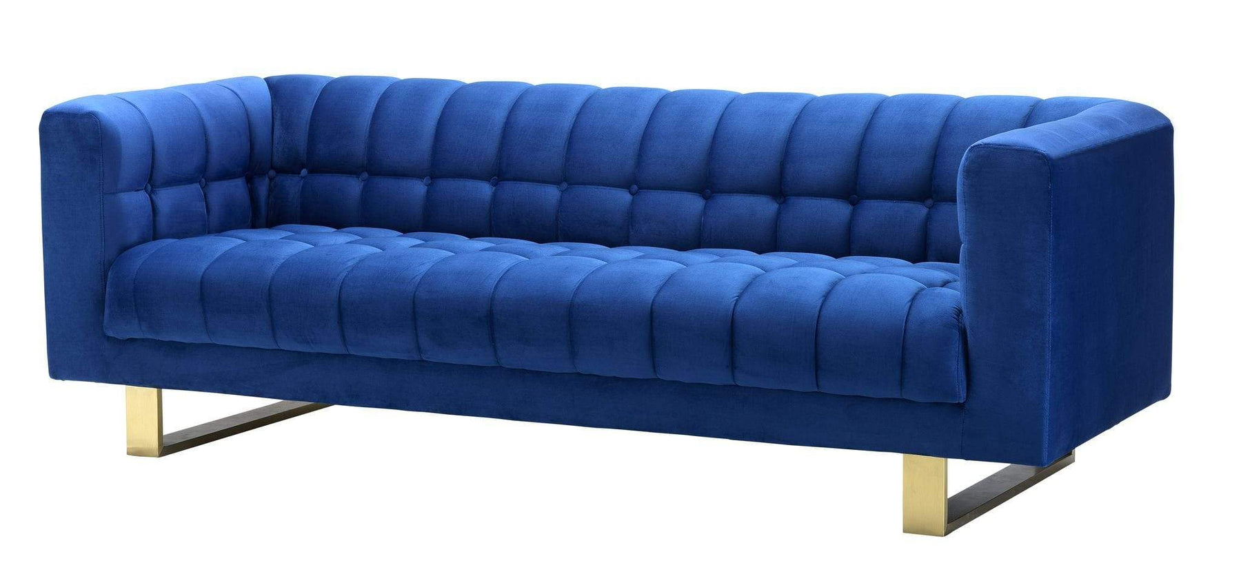 Angelica Sofa Blue Greater Vancouver Furniture Accents Home