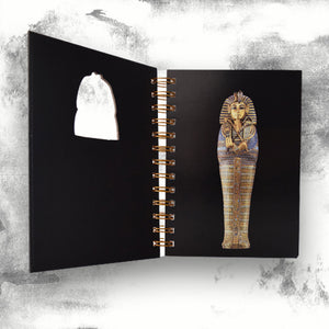 Tutankhamun Notebook