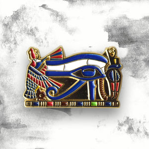 Eye of Horus Pin Badge