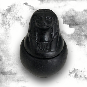 Canopic Jar - Black