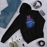 Northern Lights Dreams Unisex Hoodie