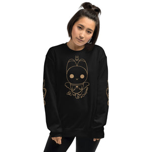 Ouija Me Kitty Unisex Sweatshirt