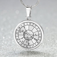 Birth Chart Necklace