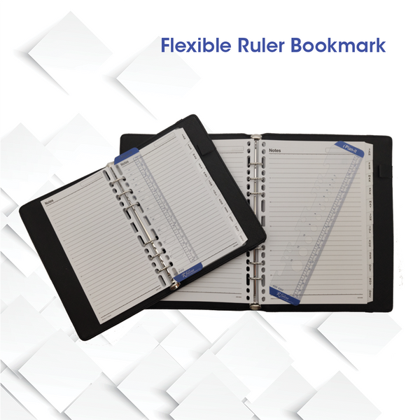 R'fillae PU Leather Refillable Diary Organiser (2021)