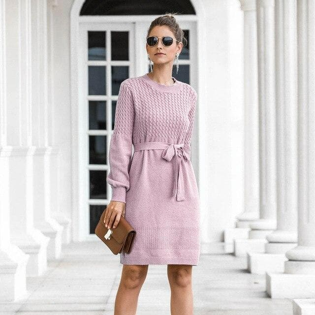 Robe Alessa - Rose