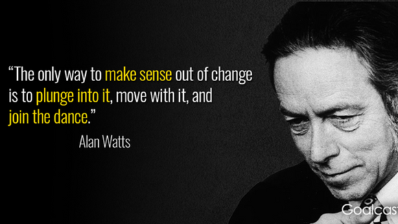 Alan Watts - Everything!