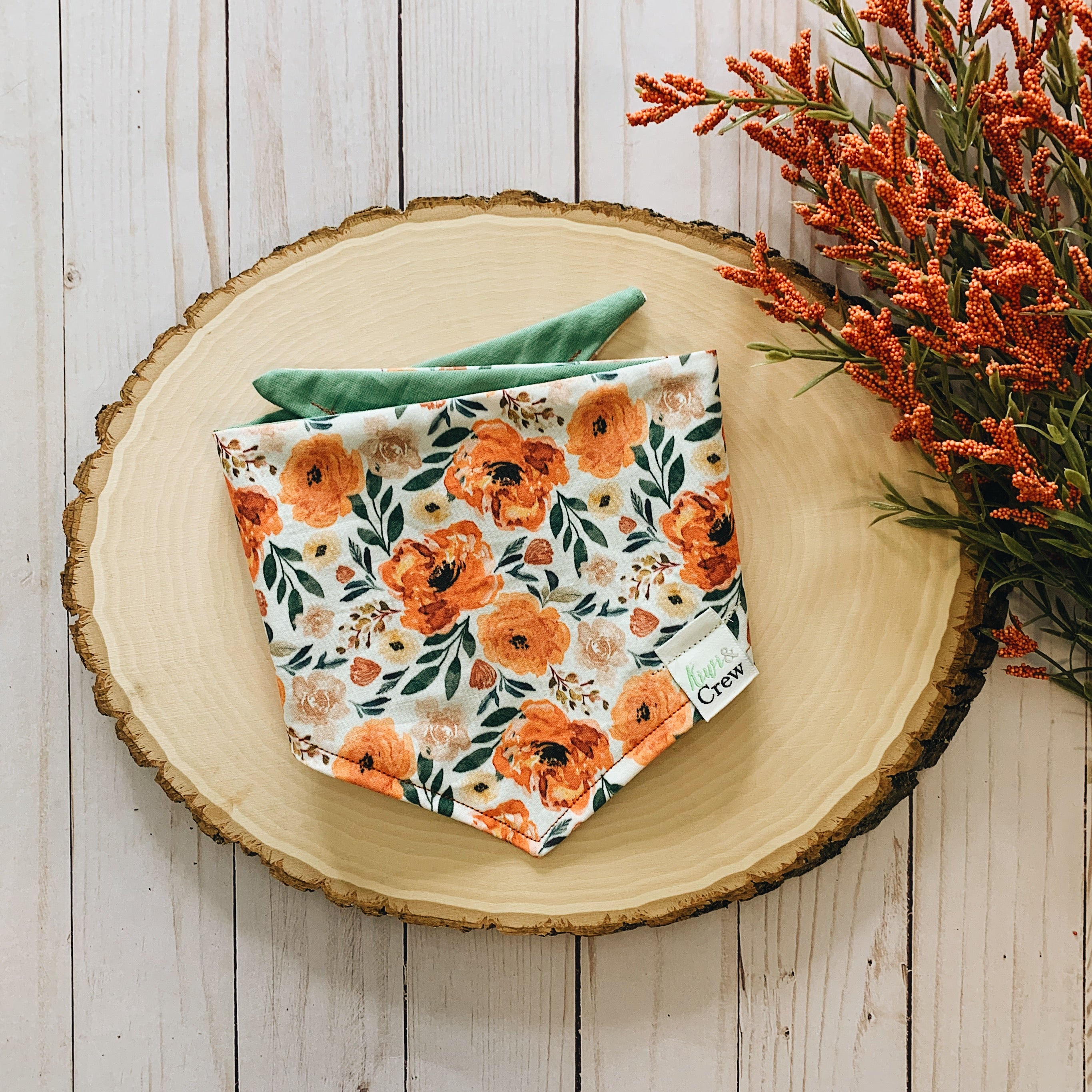 November Bouquet Bandana