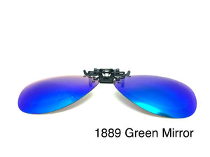 Open image in slideshow, Normal Polarized Clip On (Aviator) 1889