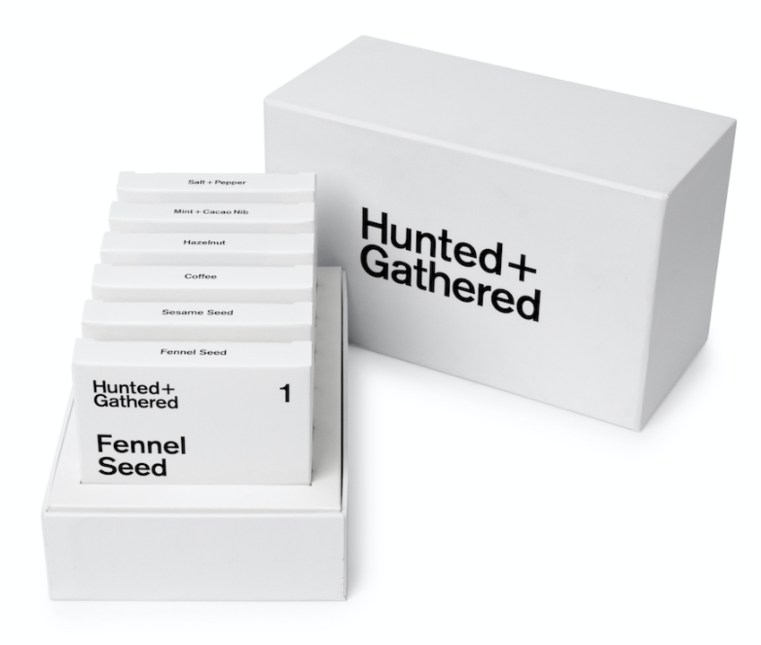Hunted + Gathered Chocolate - Inclusions Gift Box