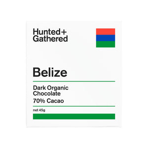 Hunted + Gathered Chocolate - Belize
