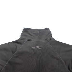 Men's Poly-Flex ¼ Zip Pullover with Heather front panel