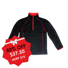 Load image into Gallery viewer, Men's Poly-Flex 1/4 Zip Pullover