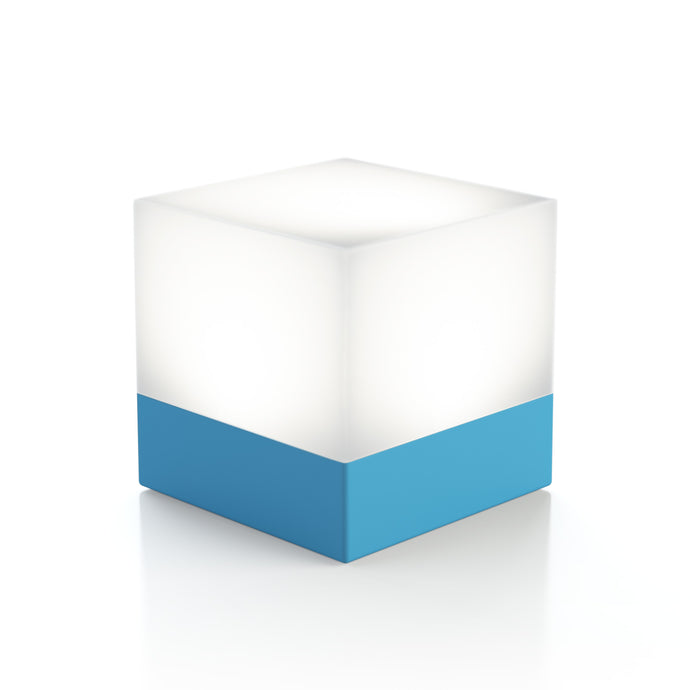 Cube Light, blue